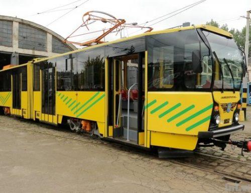 Цього року відремонтують 6 трамваїв та 3 тролейбуси
