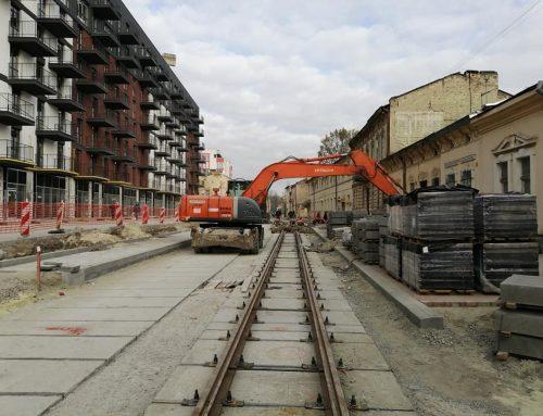 ЛКП «Львівелектротранс» завершить ремонтні роботи на вул. Замарстинівській до кінця року