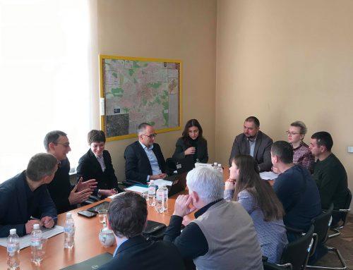 15 та 16 січня 2020 року відбулась чергова зустріч ЛКП «Львівелектротранс» з представниками Міжнародної Фінансової Корпорації Світового банку