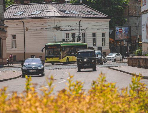 З 25 червня 30 тролейбус курсує за маршрутом «Ряшівська – Університет»