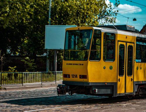 У суботу відновлюється рух трамваю N6 до залізничного вокзалу