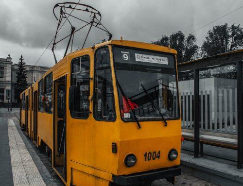 Через ДТП на Замарстинівській, трамвайний маршрут N9 тимчасово курсує за зміненим маршрутом