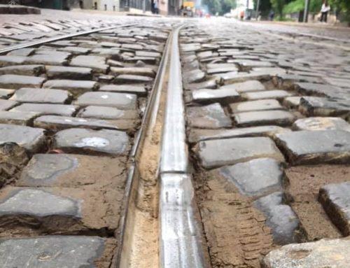 У вівторок на вулиці Вітовського розпочнуться роботи зі заміни аварійної ділянки колії