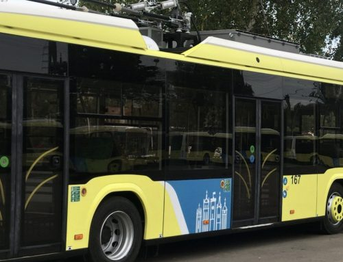 Через аварійні роботи тролейбусні маршрути 22, 23 та 25 тимчасово курсуватимуть зі змінами