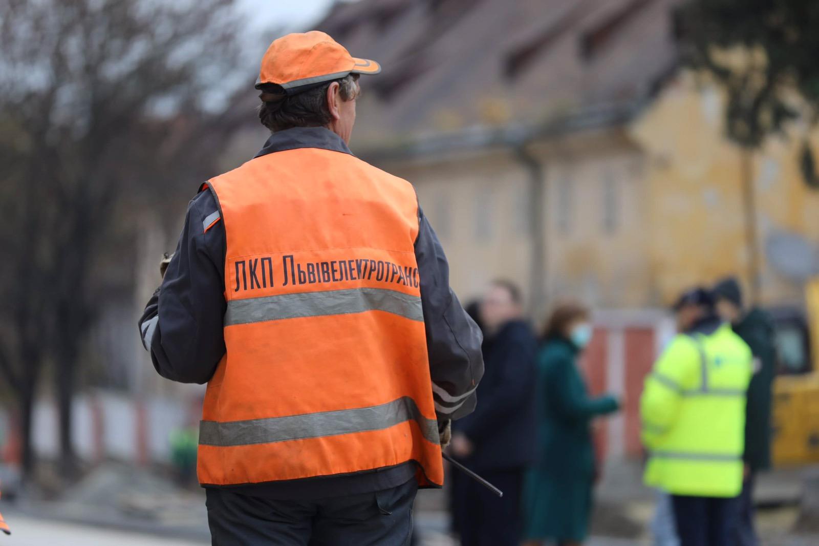 ЛКП «Львівелектротранс» готове до роботи в зимовий період 2020-2021 років